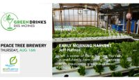 Join Us Thursday, August 16th at GREEN DRINKS